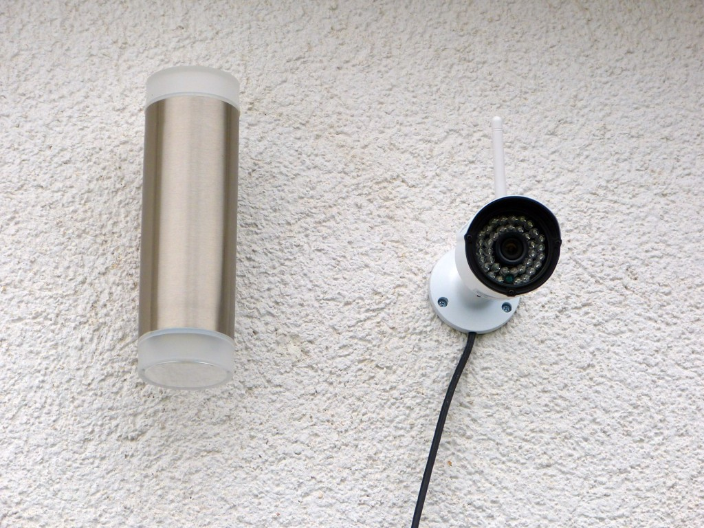 DB Power C300E IP Camera Outdoor