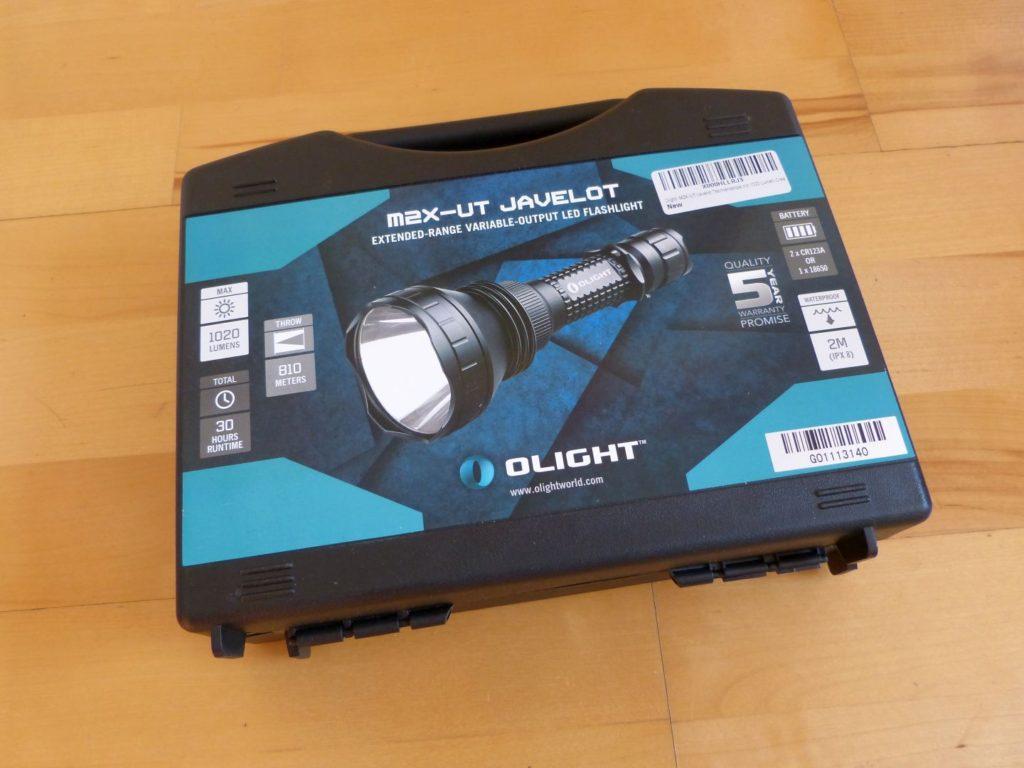 Olight M2X-UT Javelot