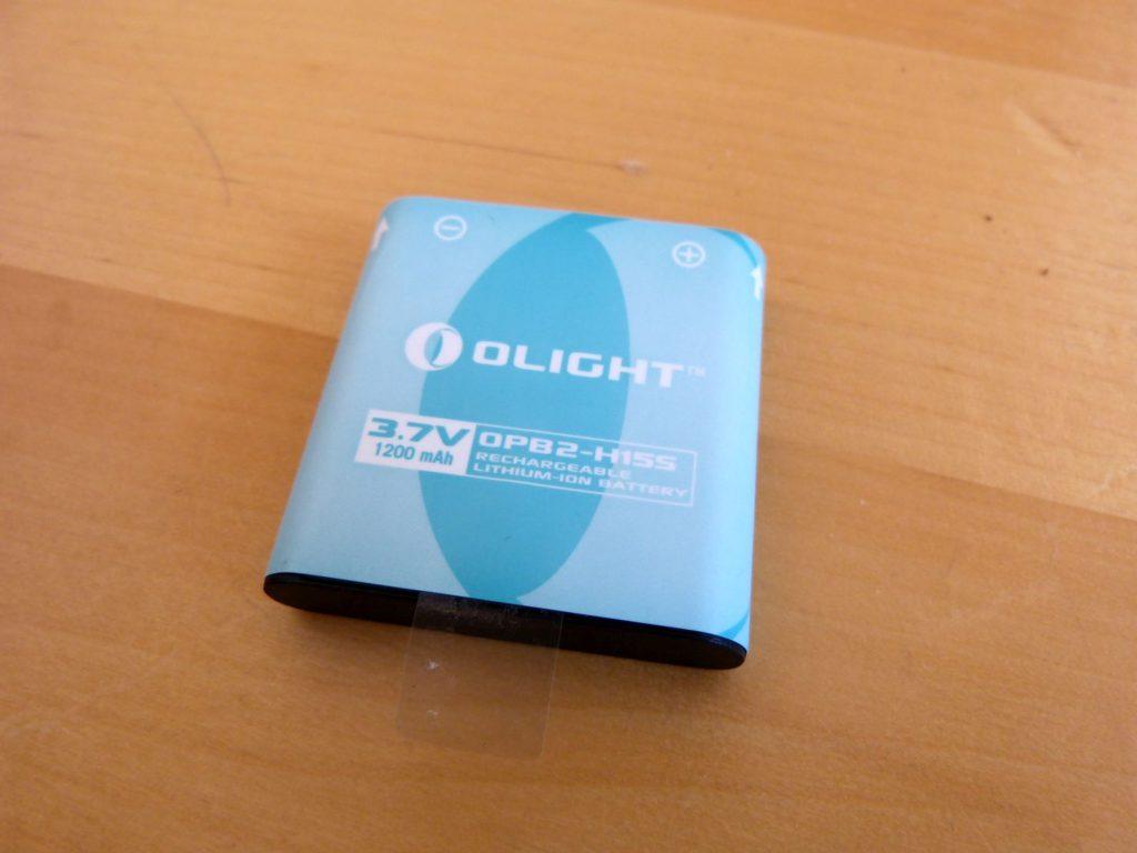 Olight H15S WAVE Stirnlampe