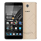 Cubot Max 4G FDD-LTE Smartphone 6.0inch IPS 720 * 1280px HD-Bildschirm Android 6.0 OS 1,3 GHz Octa-Core 3GB RAM+32GB ROM 5.0MP +13.0MP Kamera 4100mAh Batterie