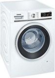Siemens WM16W541 iQ700 Waschmaschine FL / A+++ / 196 kWh/Jahr / 1551 UpM / 8 kg / 10560 L/Jahr / Antiflecken-System / weiß