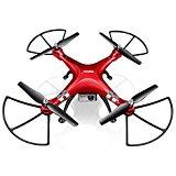 """Drohne mit HD Kamera 8.0MP Syma X8HG 1080P Wifi FPV Übertragung Quadcopter 2.4GHz Fernbedienung Flugzeug Drone Höhe halten """"Headless""""Modus und 360 drehen"""