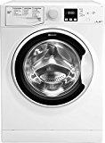 Bauknecht AF 7F4 Waschmaschine Frontlader/A+++/1400 UpM/langlebiger Motor/Nachlegefunktion/Wasserschutz/weiß[Energieklasse A+++]